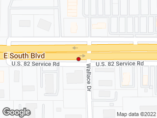 Map showing location of South & Wallace