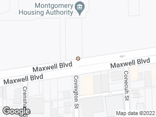 Map showing location of Maxwell & Covington