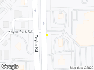 Map showing location of Taylor & Taylor Park