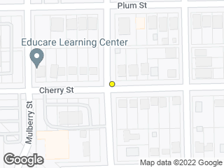 Map showing location of Cherry & Boyce