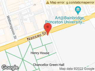Map showing location of Nassau / Tulane