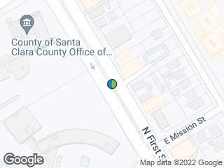 Map showing location of CIVIC CENTER STATION (0)