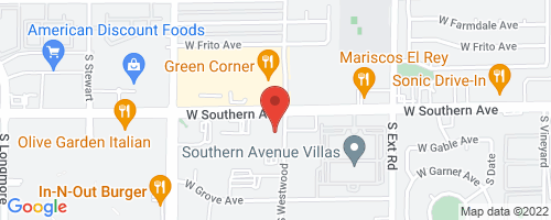 Localization on Google Map