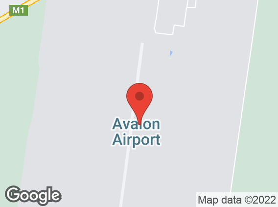 Avalon Airport – Delivery Service