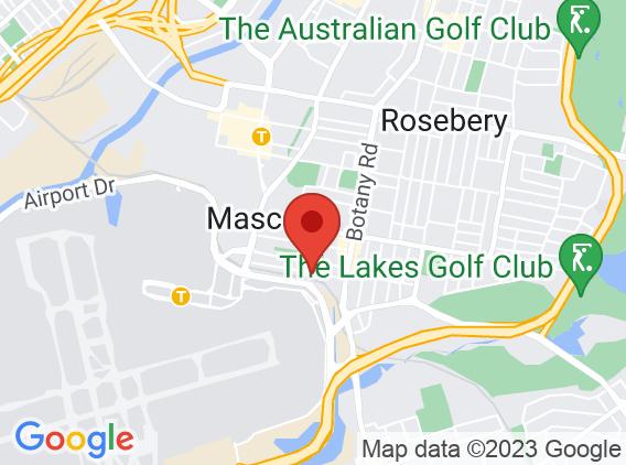 Sydney Airport – Mascot Depot