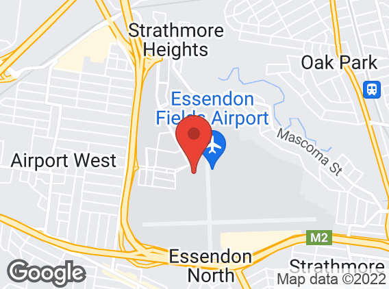 Essendon Airport ( Free Shuttle Bus)