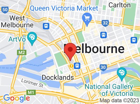 Melbourne CBD Docklands – Free Delivery