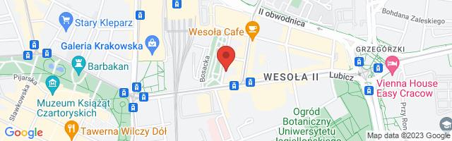 ul. Zygmunta Augusta 5/16, Kraków