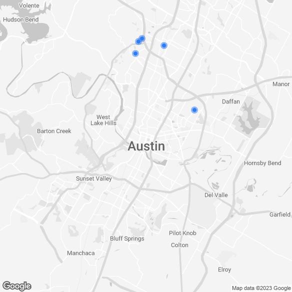 Bark Web Developer profiles in Austin