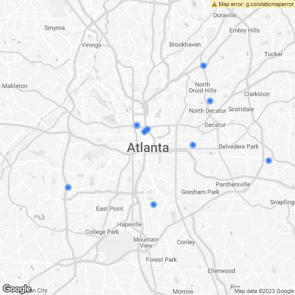 Bark Event Performer profiles in Atlanta