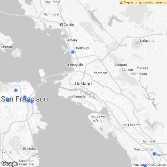 Bark Commercial Interior Designer profiles in Oakland