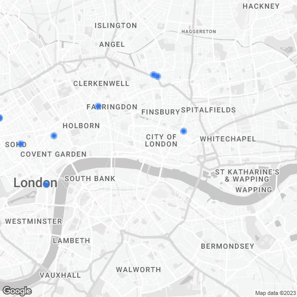 Bark Guarding Service profiles in City of London