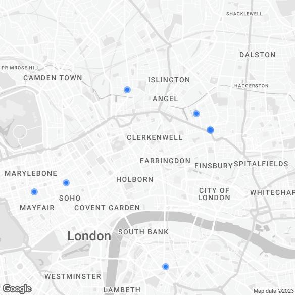 Bark Marketing Agency profiles in Clerkenwell