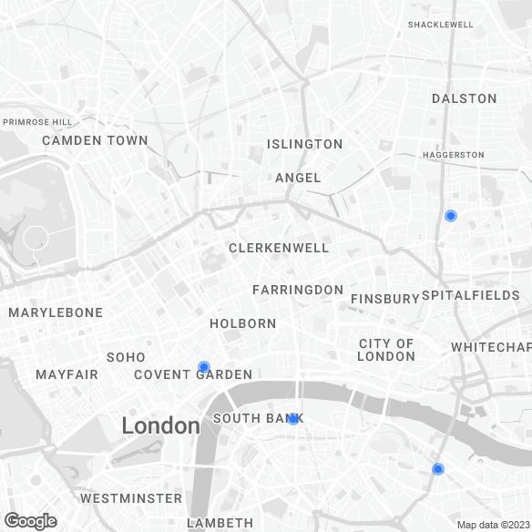 Bark Massage Therapist profiles in Clerkenwell