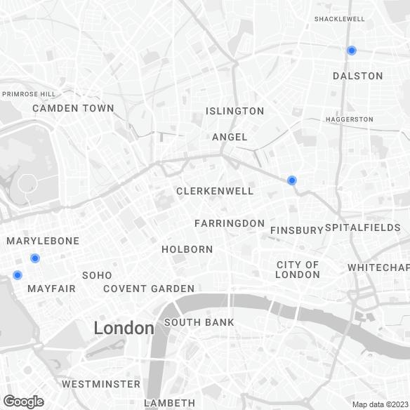 Bark Caterer profiles in Clerkenwell