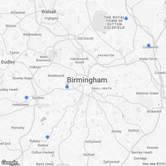 Bark Central Heating Engineer profiles in Birmingham