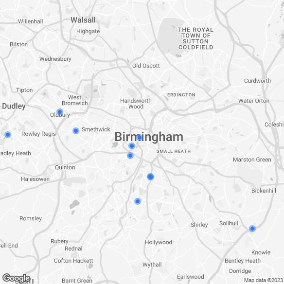 Bark Property Management profiles in Birmingham