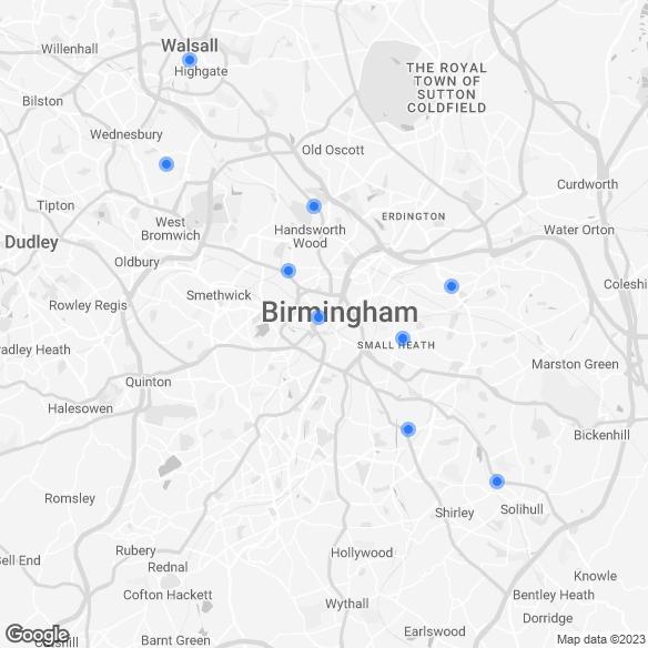 Bark Tutor profiles in Birmingham