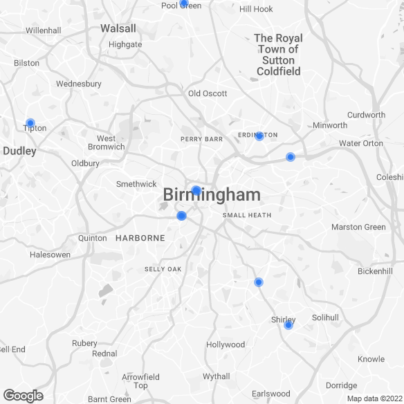 Bark Cleaner profiles in Birmingham