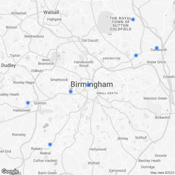 Bark Central Heating Installer profiles in Birmingham