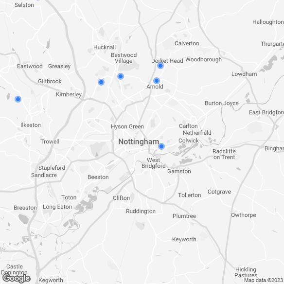 Bark Electrician profiles in Nottingham