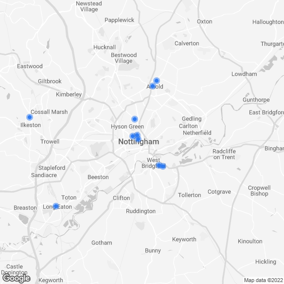 Bark Property Management profiles in Nottingham