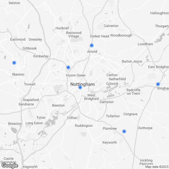 Bark Carpet Cleaner profiles in Nottingham