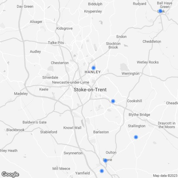 Bark Therapist profiles in Stoke-on-Trent