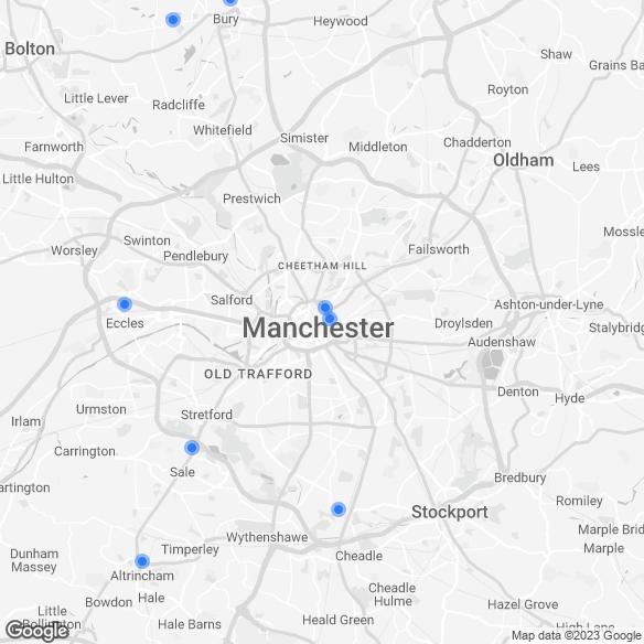 Bark Architect profiles in Manchester