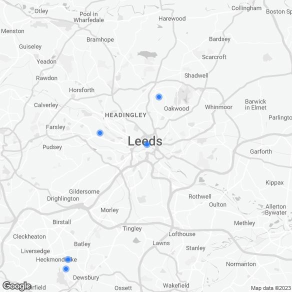 Bark Airport Transfer Provider profiles in Leeds