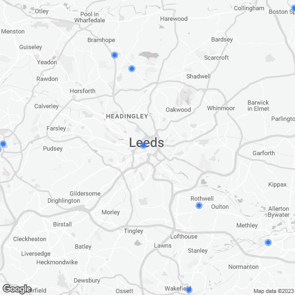 Bark Venue for Hire profiles in Leeds
