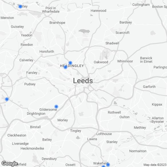 Bark Driveway Cleaner profiles in Leeds