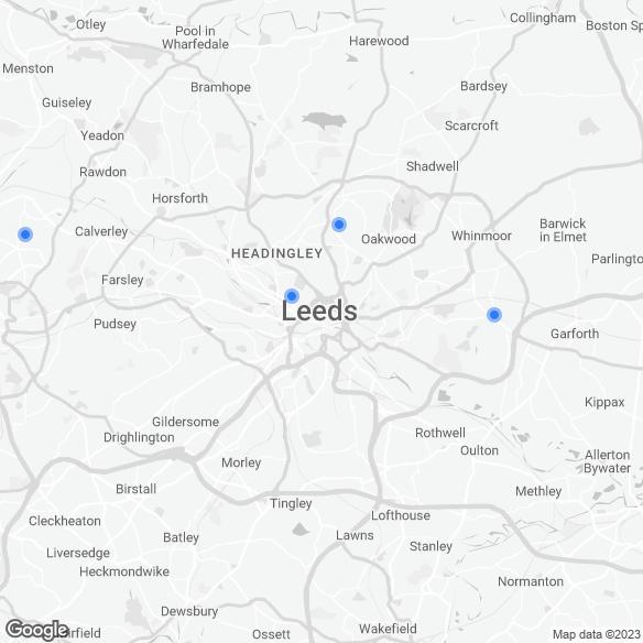 Bark Leaflet Printer profiles in Leeds