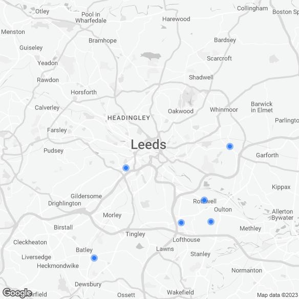 Bark Leaflet Designer profiles in Leeds