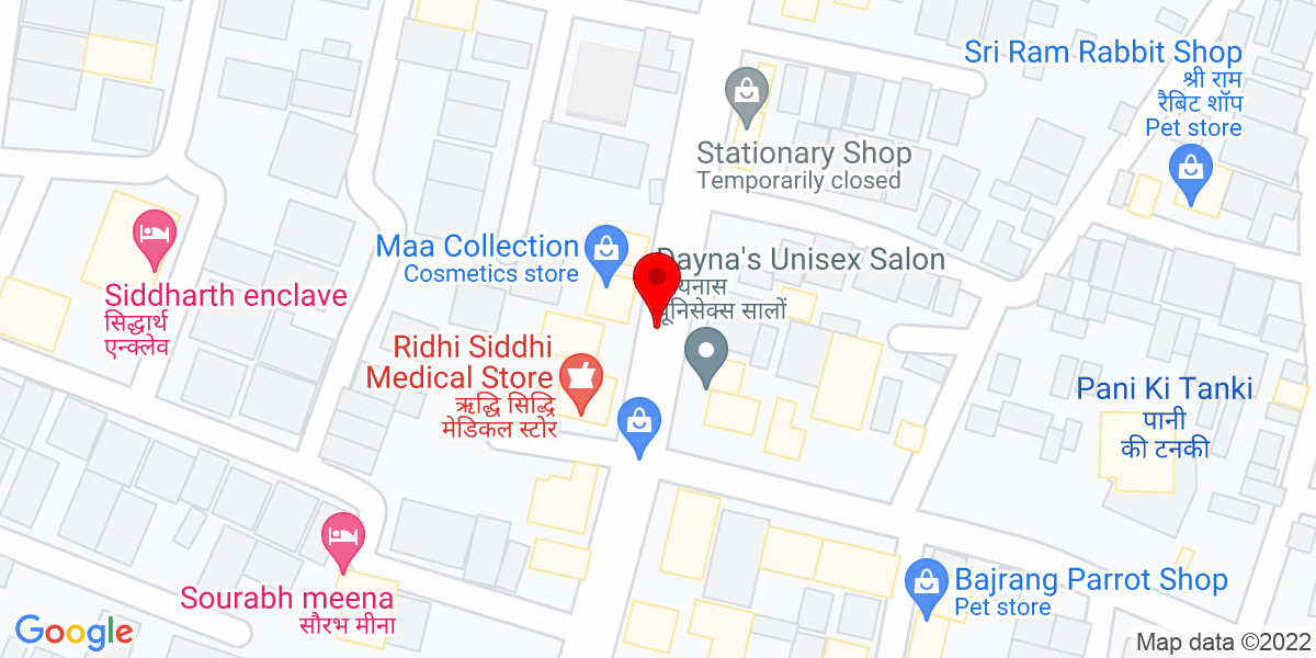 Google Map of Fitness Point Gym