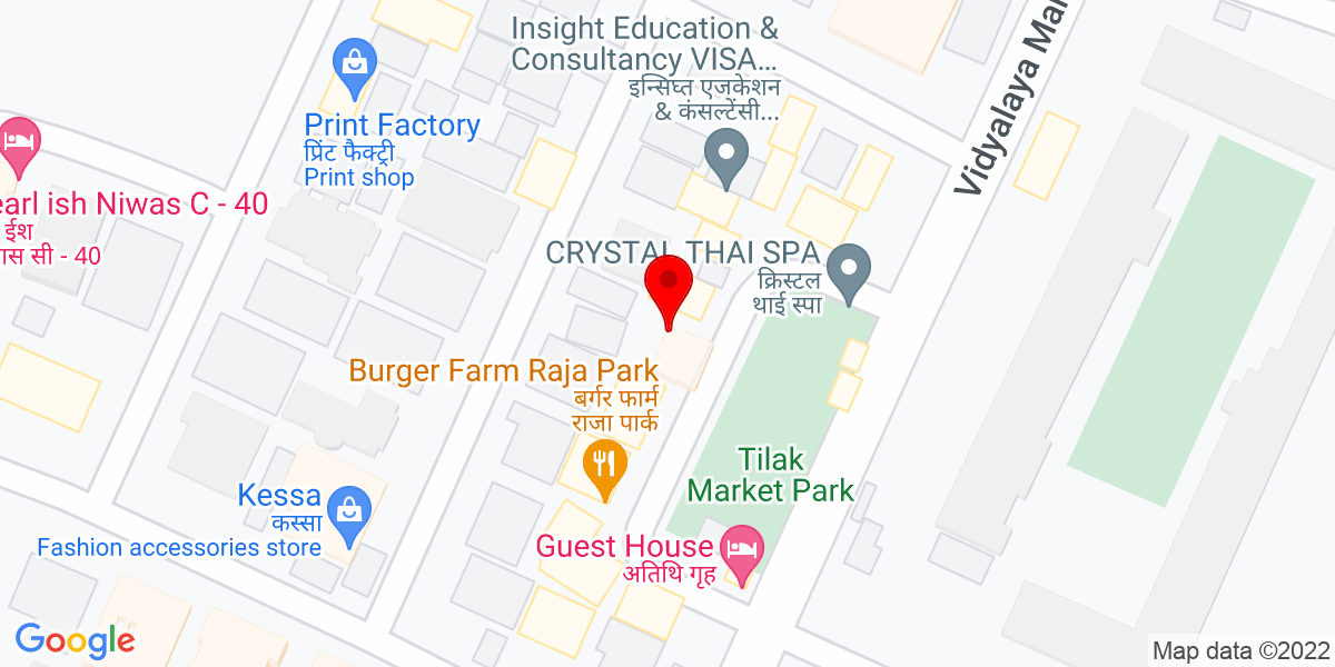 Google Map of Studio 11