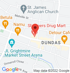 Map of Clinic