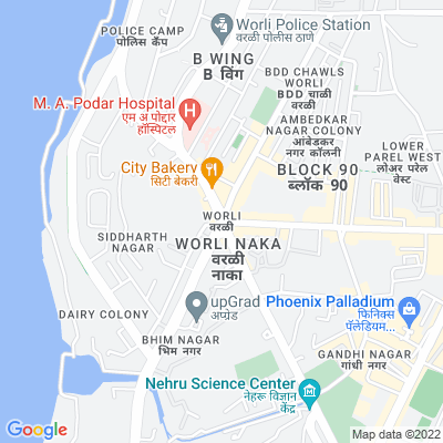 Flat on rent in Kalpataru Horizon, Worli