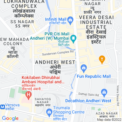 Office for sale in Maruti B Park , Andheri West