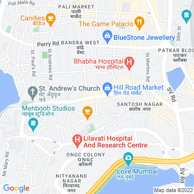 Office for sale in Elco Market, Bandra West