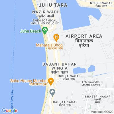 Flat on rent in Irolette Apartment, Juhu