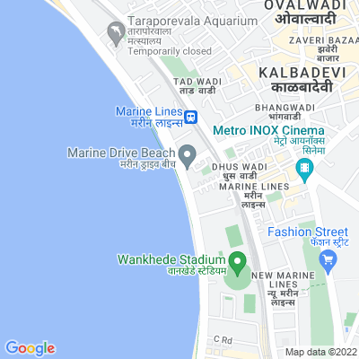 Flat for sale in Jayant Mahal, Marine Drive