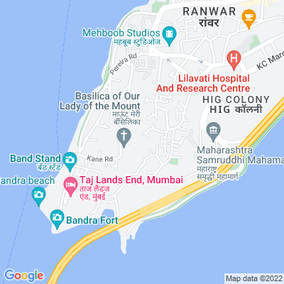 Flat on rent in Vidhyanchal, Bandra West