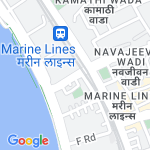 Flat on rent in Gobind Mahal , Marine Drive