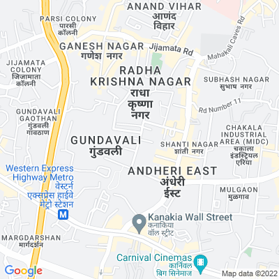 Office for sale in Niraj Industrial Estate, Andheri East
