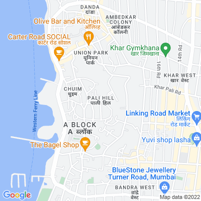 Flat on rent in Dawn apartment, Bandra West