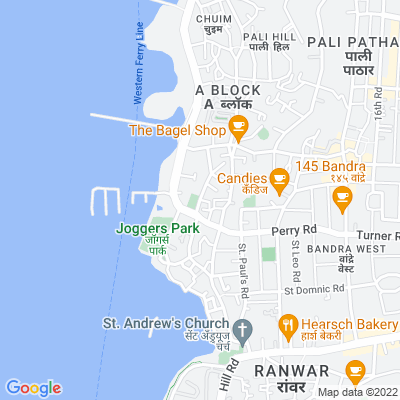 Flat on rent in Mon Desire, Bandra West