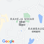 Flat on rent in Raheja Vista, Powai