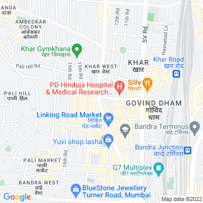 Flat on rent in Hari Bhavan, Khar West