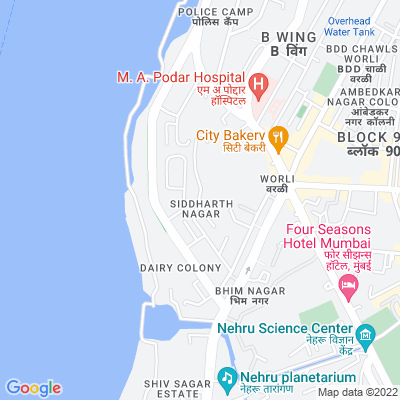 Flat for sale in Bienvenue Tower, Worli